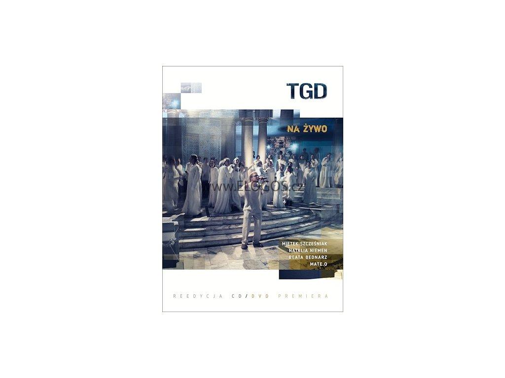 CD-TGD - Na zywo (CD plus DVD)