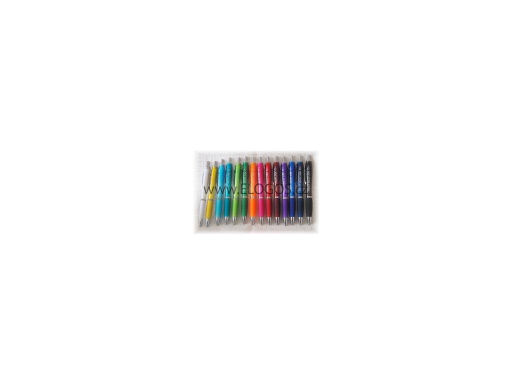 Kuličkové pero - Nikdy nejsi sám - velkokapacitní náplň