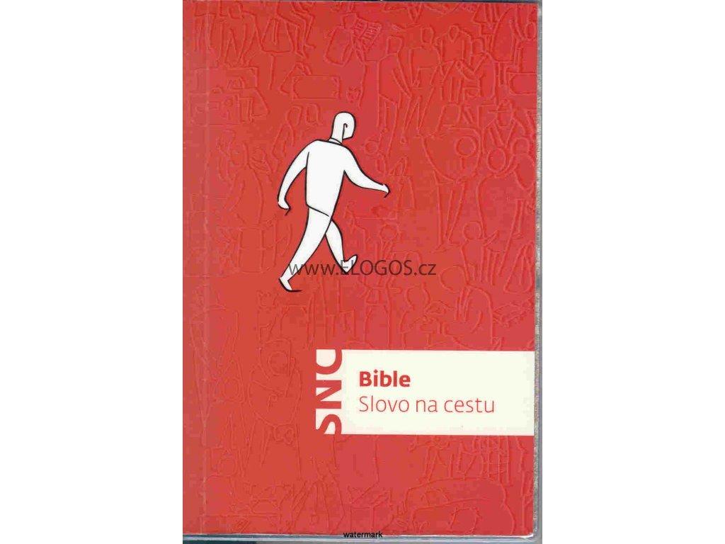 Bible Slovo na cestu, měkká vazba