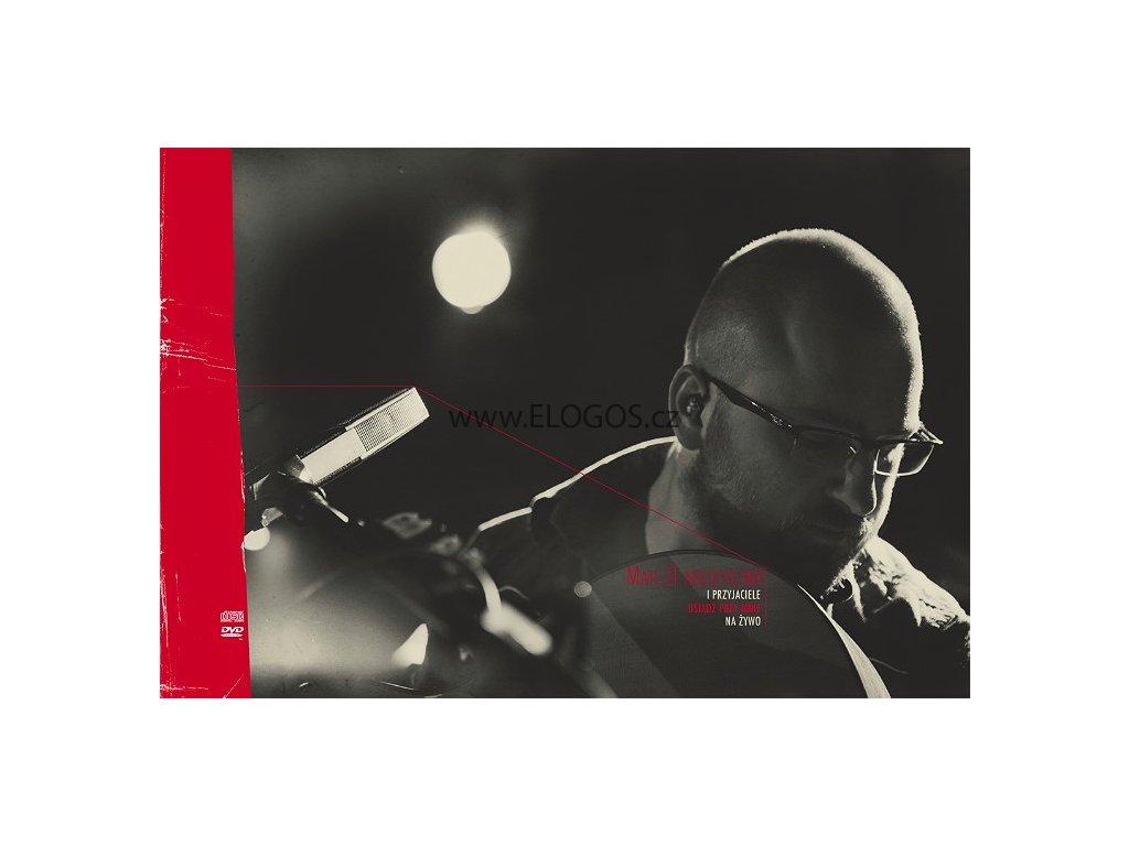 """CD-Mate.O Akustyczny i Przyjaciele """"usi¹dŸ przy mnie/live"""" (CD plus"""