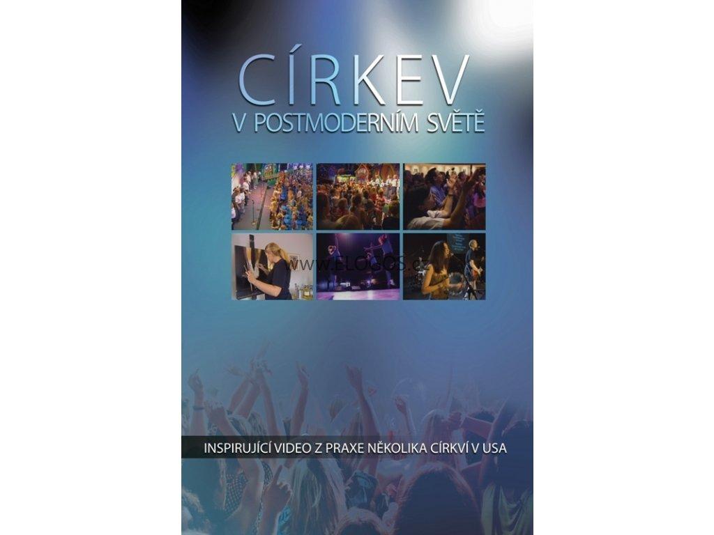 DVD-Církev v postmoderním světě (The Changing Face of Worship)