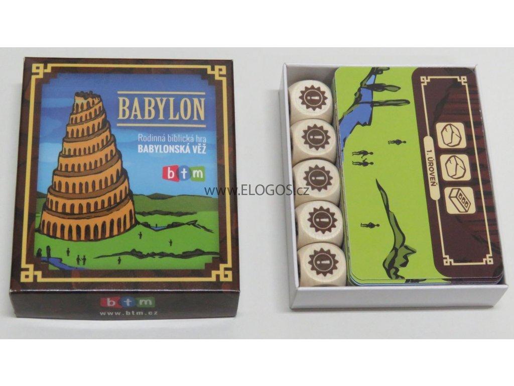 Babylon - rodinná biblická hra
