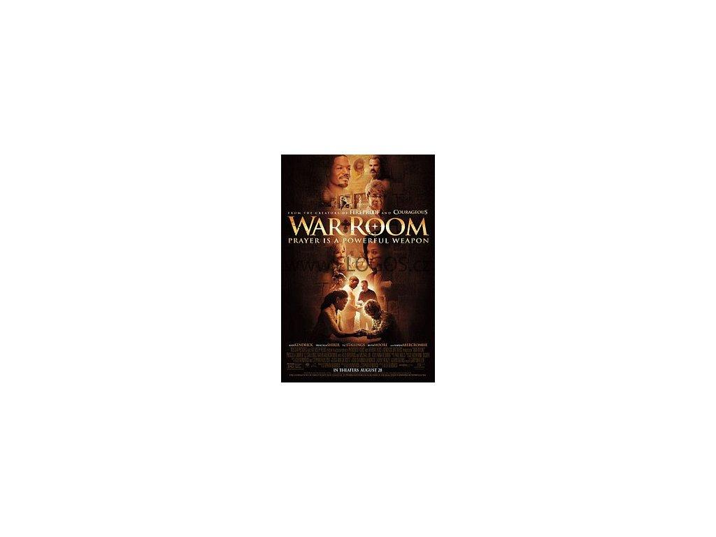 DVD-War Room-Moc  modlitby (český dabing!!)