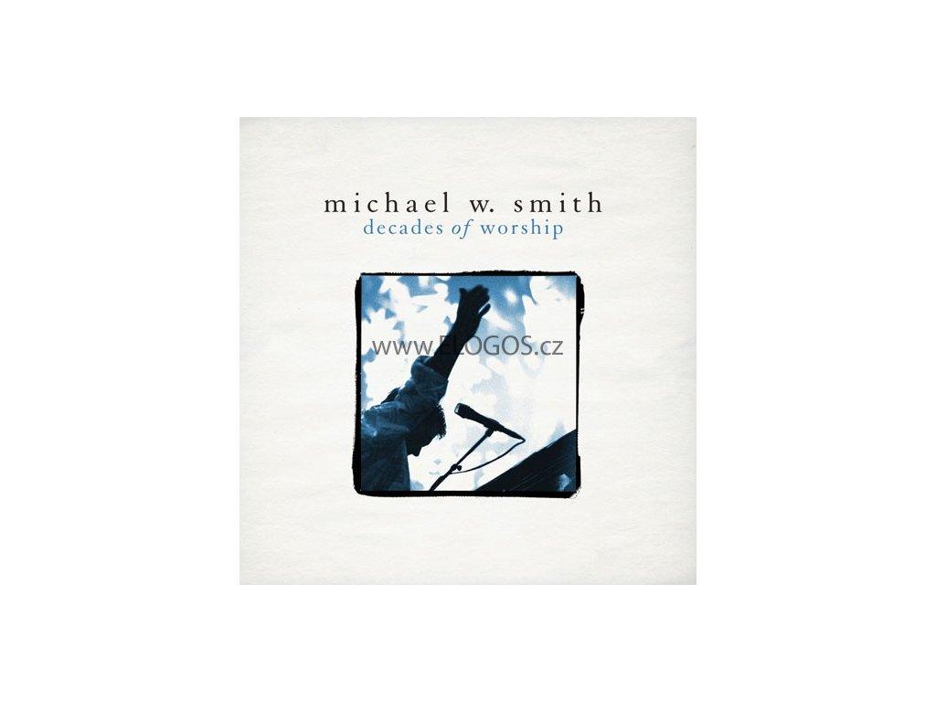 CD- Decades Of Worship