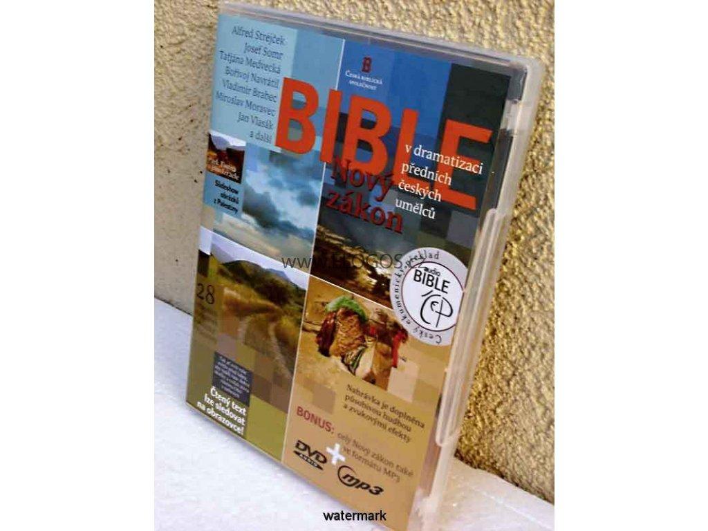DVD - BIBLE - Nový zákon