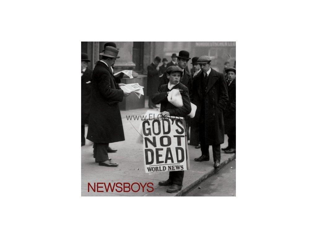 CD- Newsboys - God's Not Dead