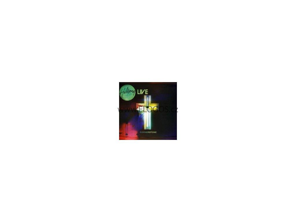 CD- Hillsong - Cornerstone
