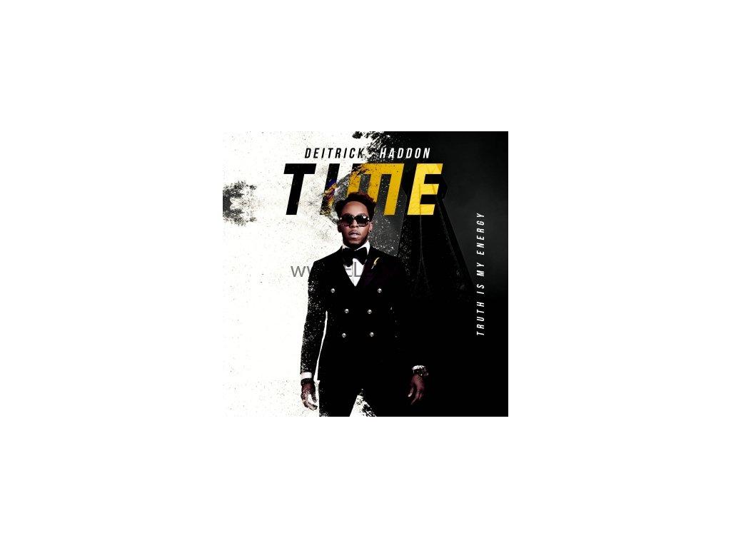 CD-Haddon, Deitrick - Time: Truth Is My Energy