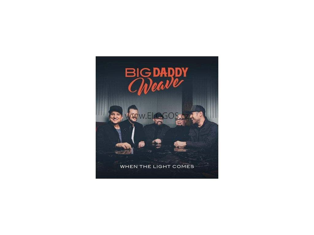 CD- Big Daddy Weave - When The Light Comes
