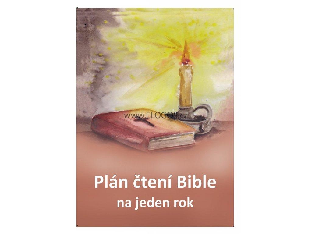 Plán čtení Bible na jeden rok  -Jaroslav Kernal