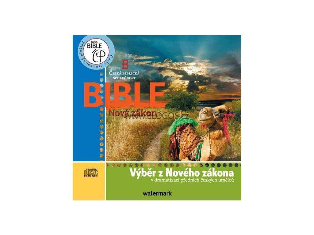 CD Výběr z Nového zákona