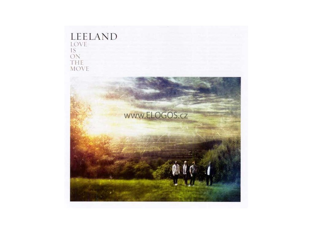CD- Leeland - Love Is On The Move