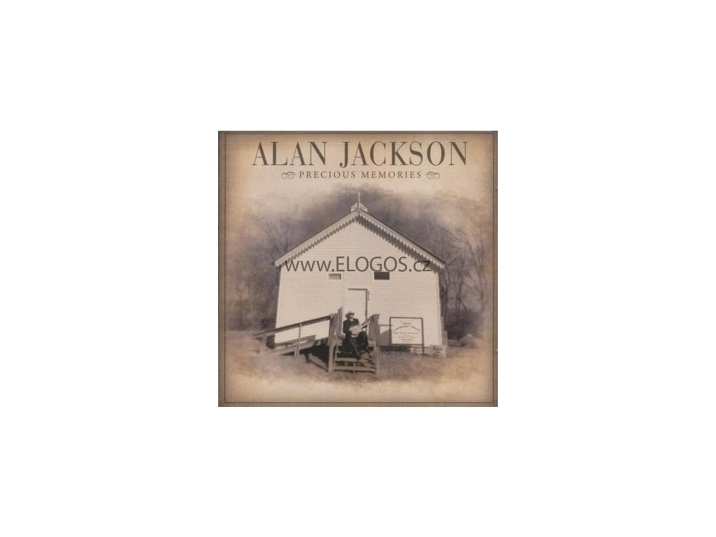 CD-Precious Memories  - Alan Jackson
