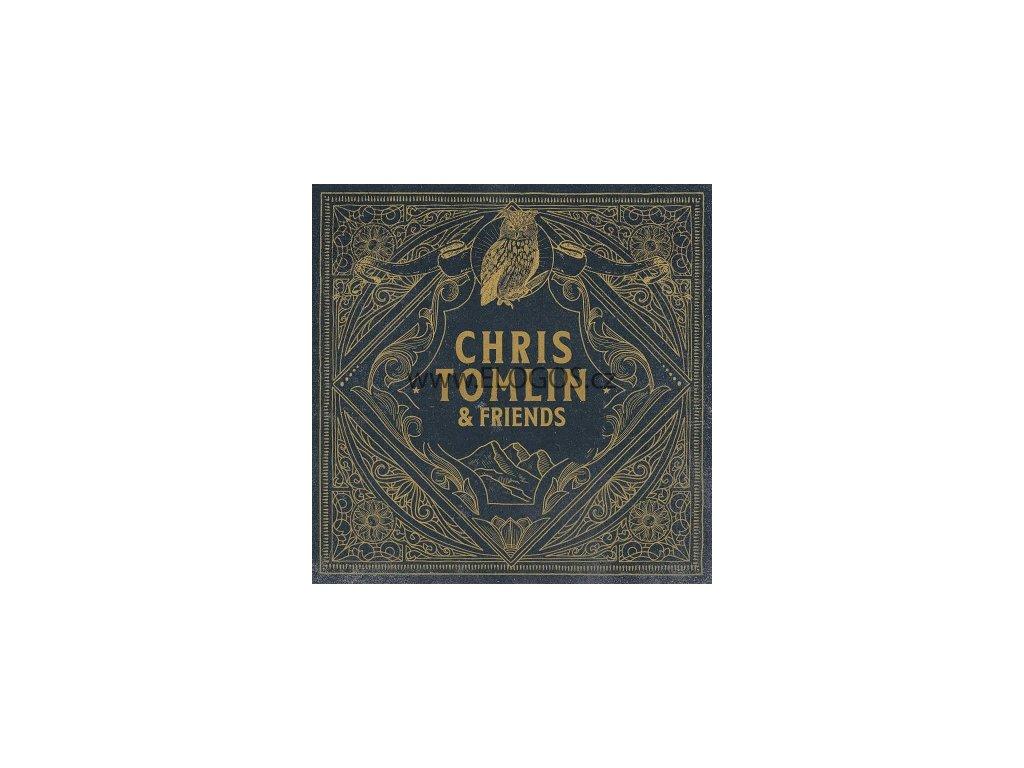 CD-Tomlin, Chris - Chris Tomlin  a  Friends