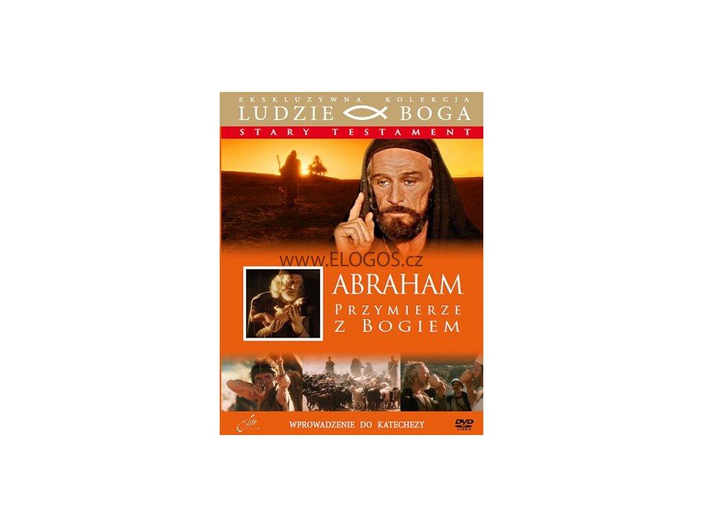 DVD-Ludzie Boga - Abraham - przymierze z Bogiem