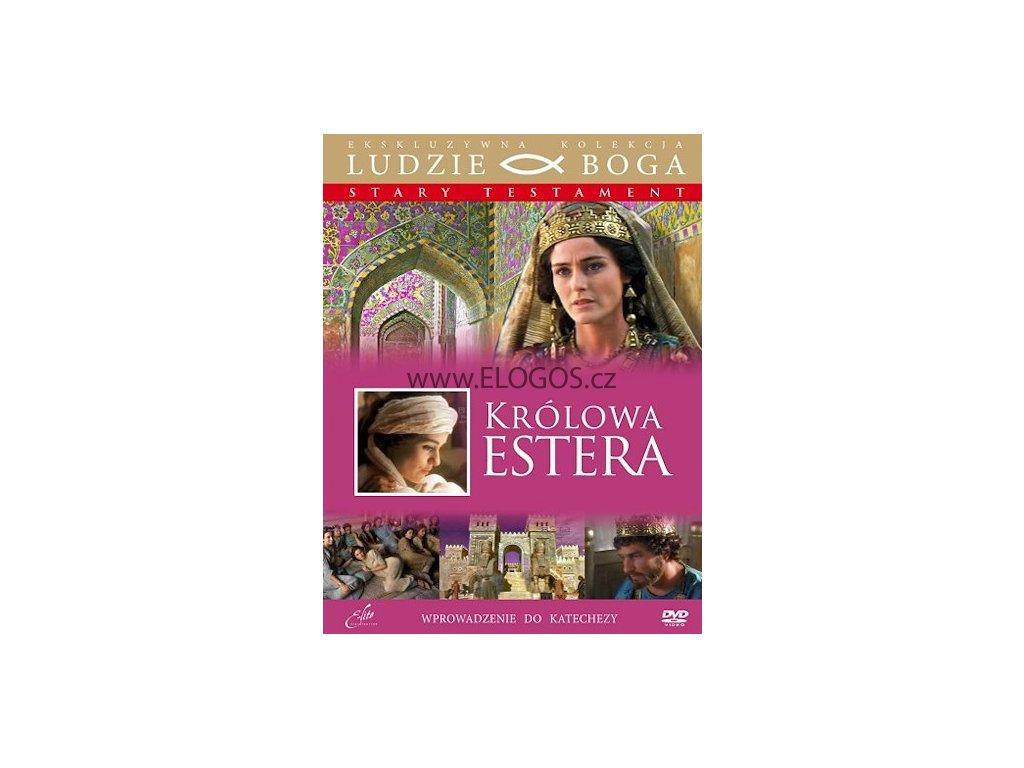 DVD-Ludzie Boga - Królowa Estera