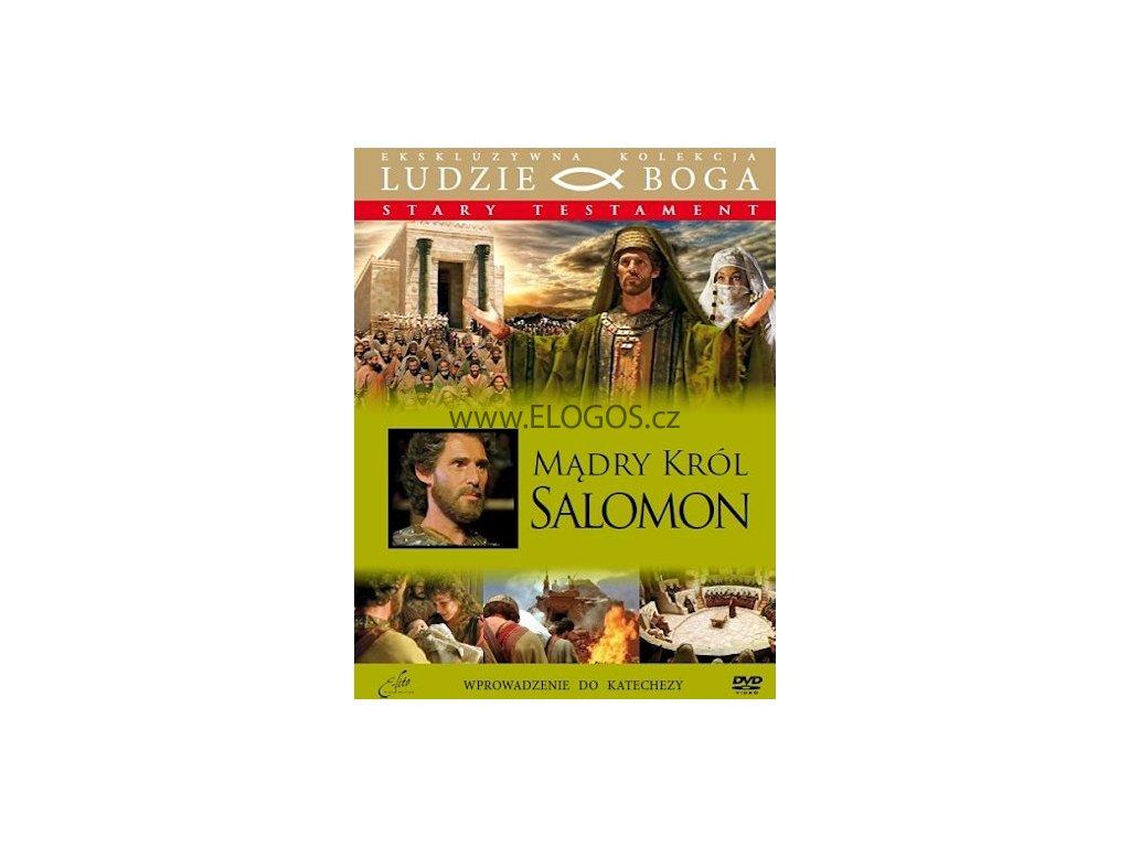 DVD-Ludzie Boga - M¹dry król Salomon