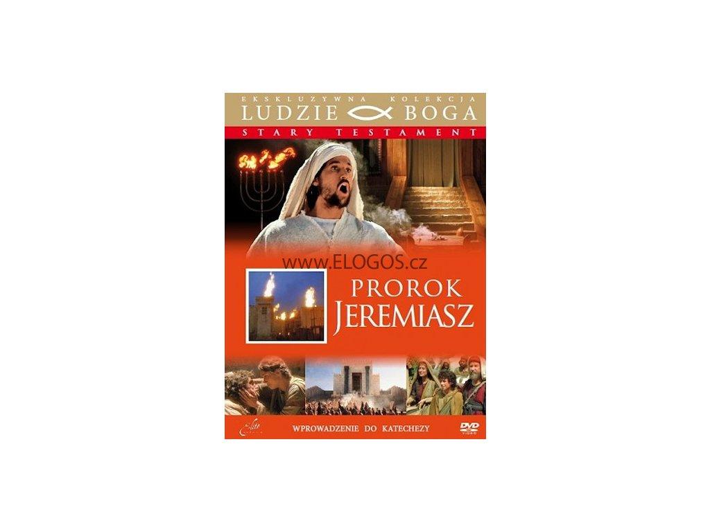 DVD-Ludzie Boga - Prorok Jeremiasz