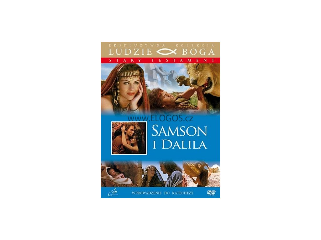 DVD-Ludzie Boga - Samson i Dalila