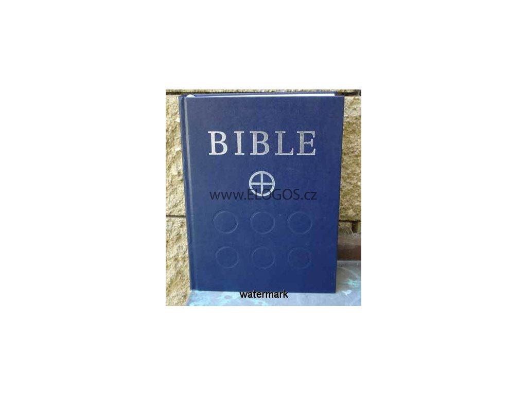 Bible čEP s DT rodinná (-černá)