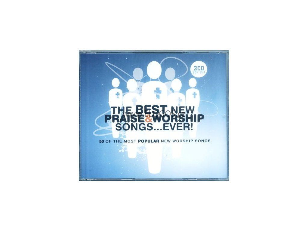 CD-The Best New Praise  a  Worship... Ever (3xCD)