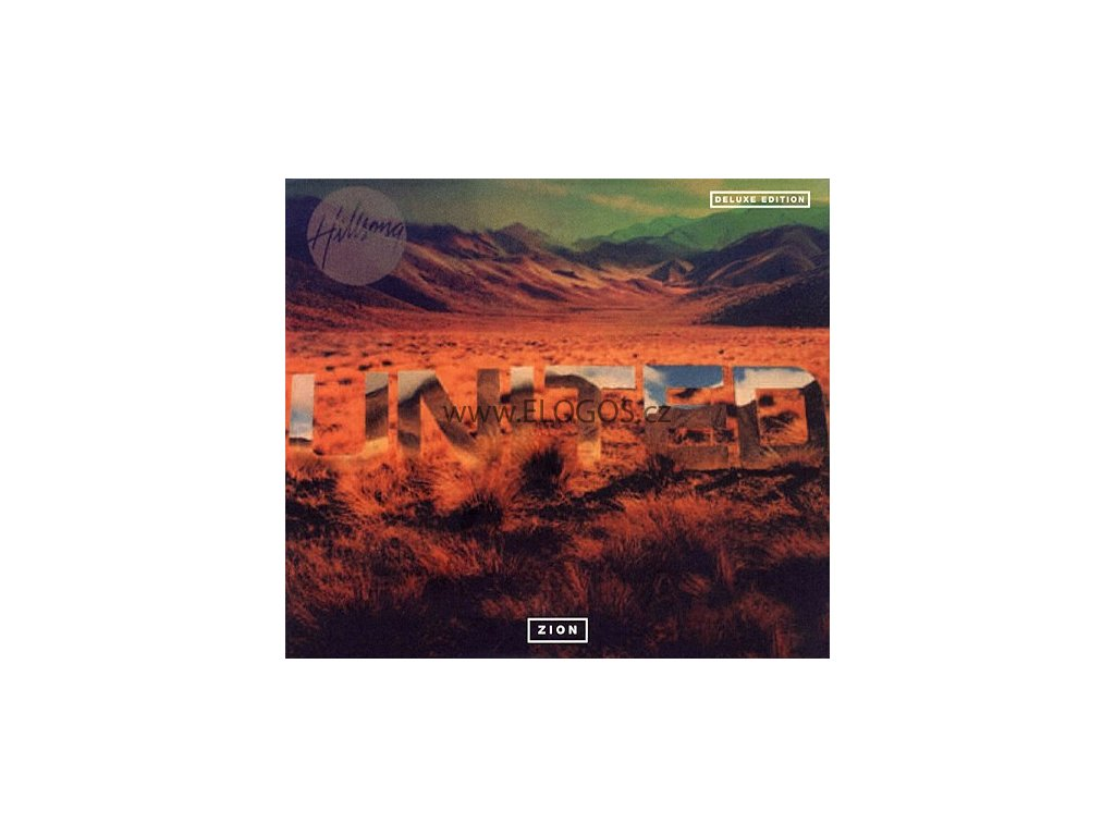 CD-Hillsong United - Zion Deluxe Edition (CD plus DVD)