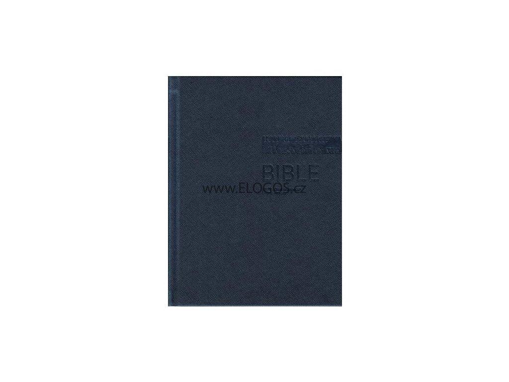 Bible -  čEP bez DT, velký formát, pevná vazba
