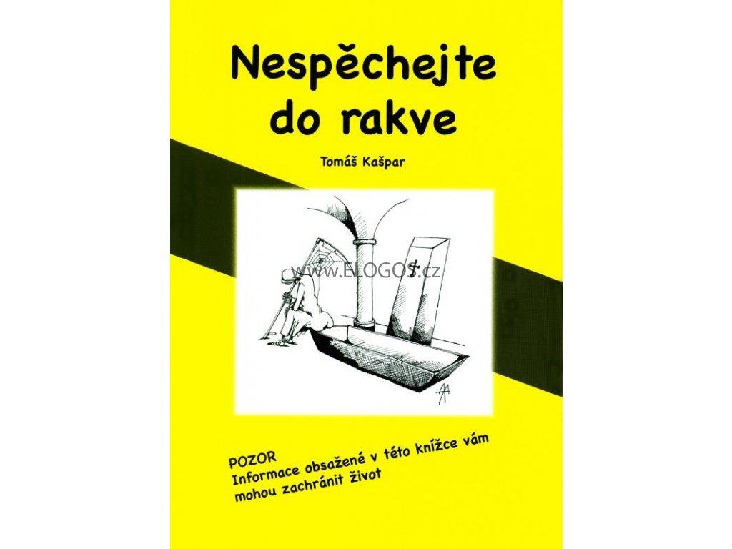 Nespěchejte do rakve: Tomáš Kašpar