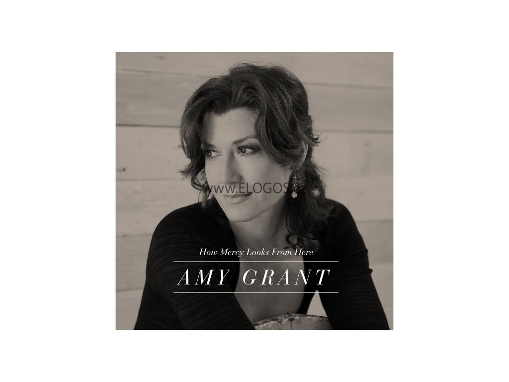 CD-Grant Amy - How Mercy Looks From Here