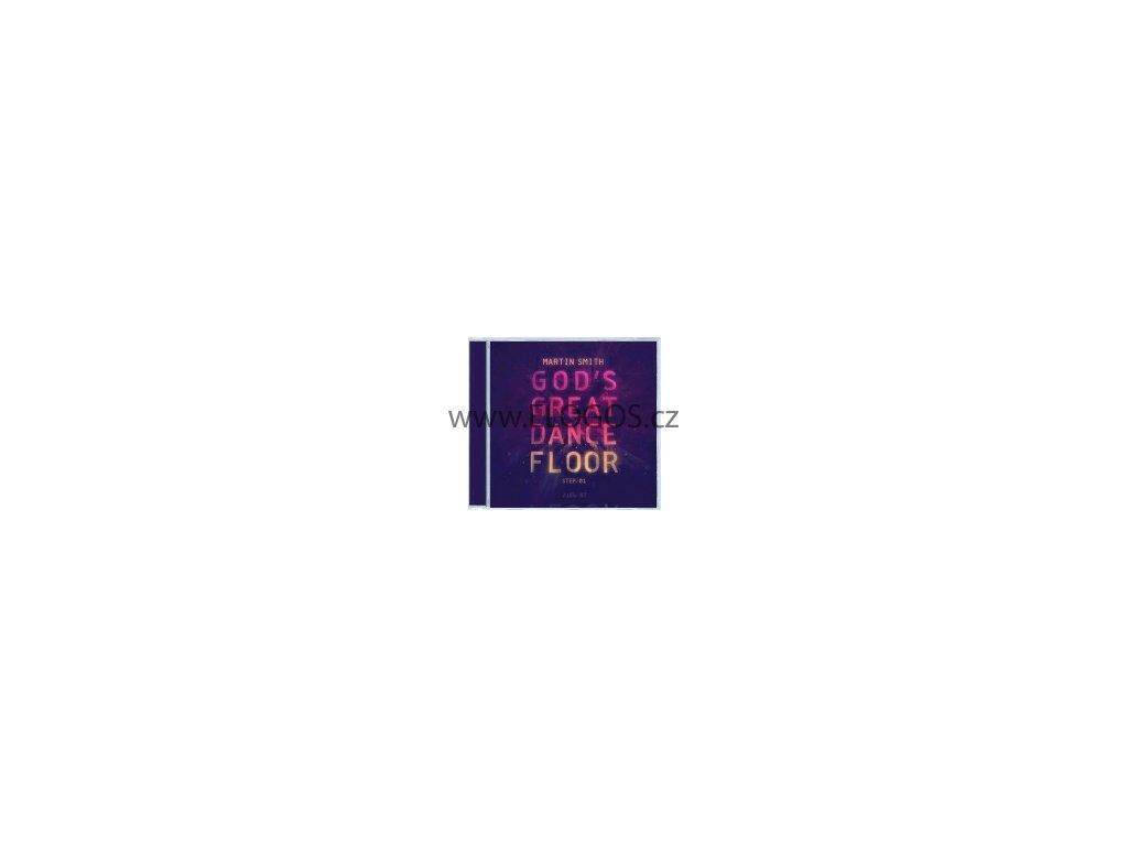 CD-Smith Martin - God's Great Dance Floor (step 01)