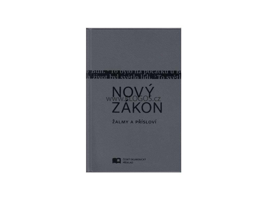 Nový zákon -  Žalmy, Přísloví, S vinyl