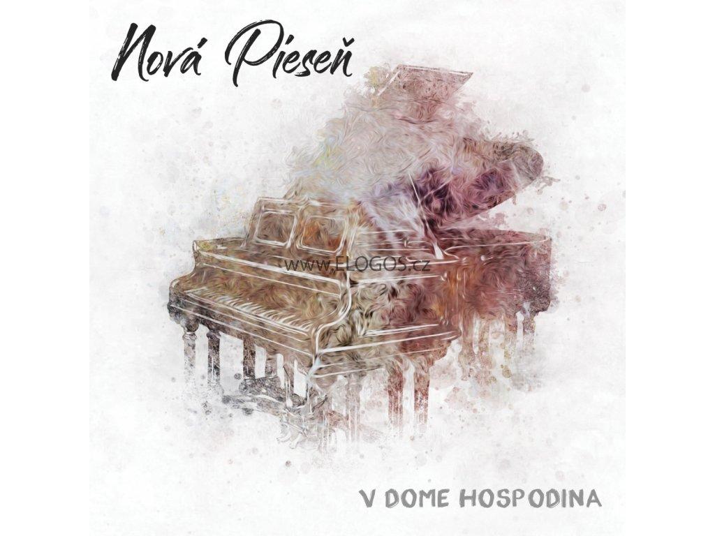 CD-Nová Pieseň -V dome Hospodina