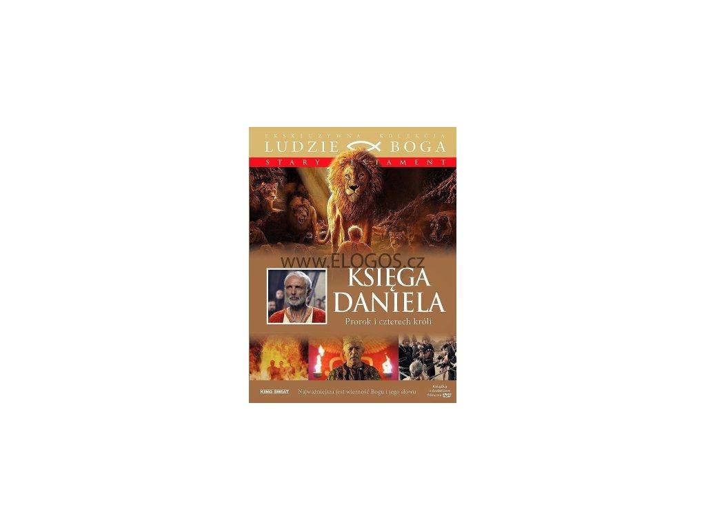 DVD-Ludzie Boga - Ksiêga Daniela (DVD) - lektor, napisy PL