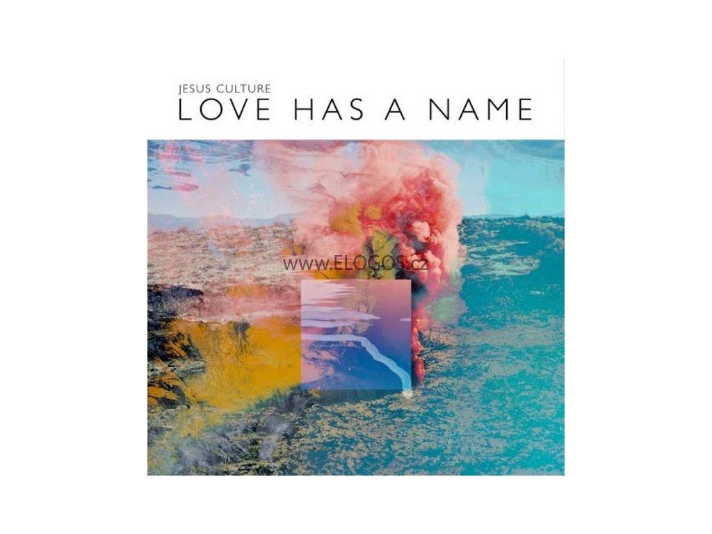 CD-Jesus Culture - Love Has A Name