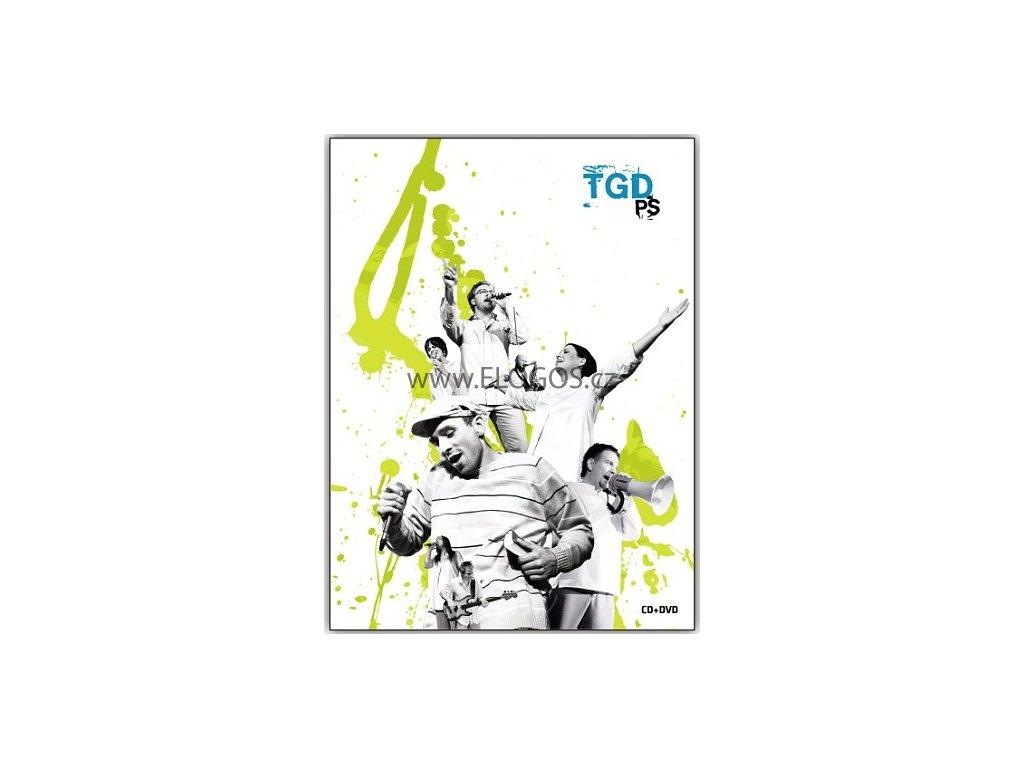CD- TGD - Ps (CD plus DVD)