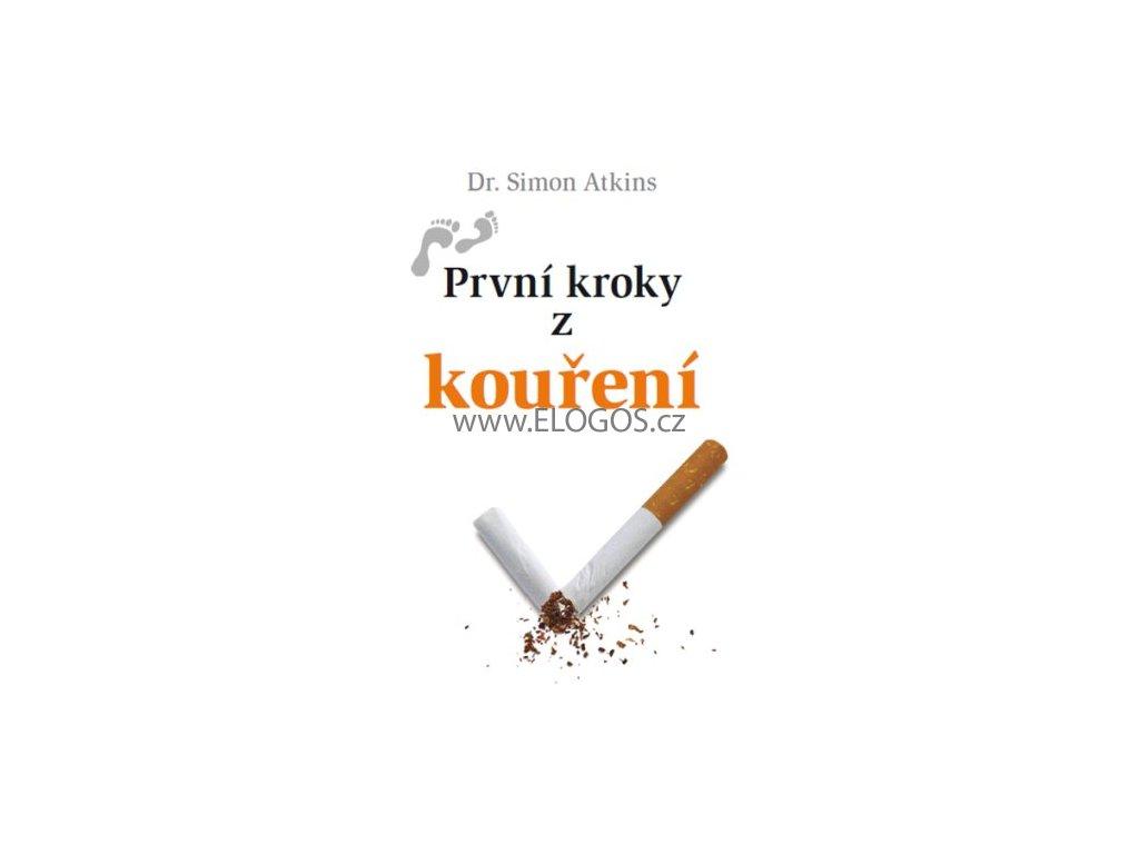 Dr. Simon ATKINS-První kroky z kouření