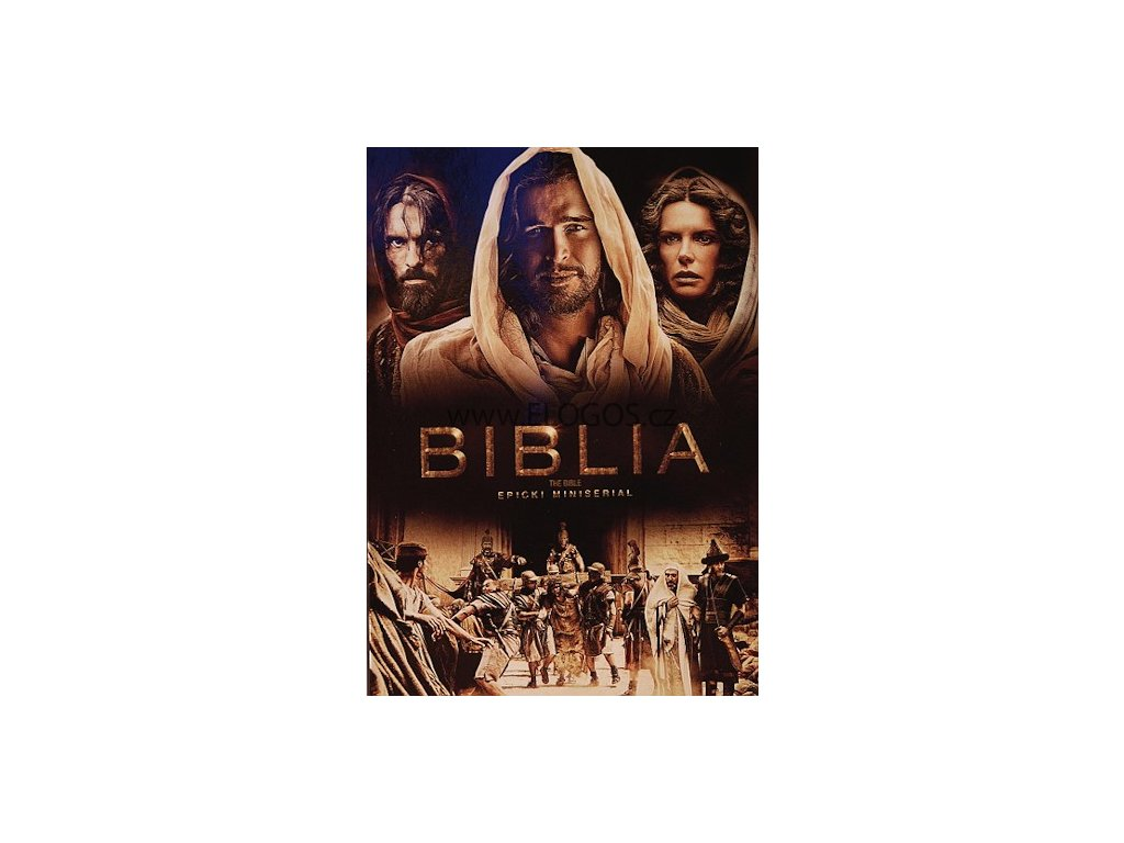 The Bible (4xDVD) -Titulky PL