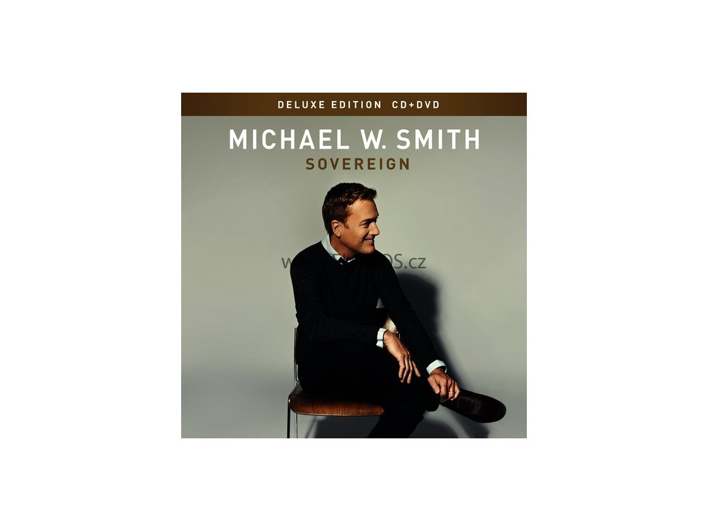 CD-Smith Michael W. - Sovereign - Deluxe (CD plus DVD)