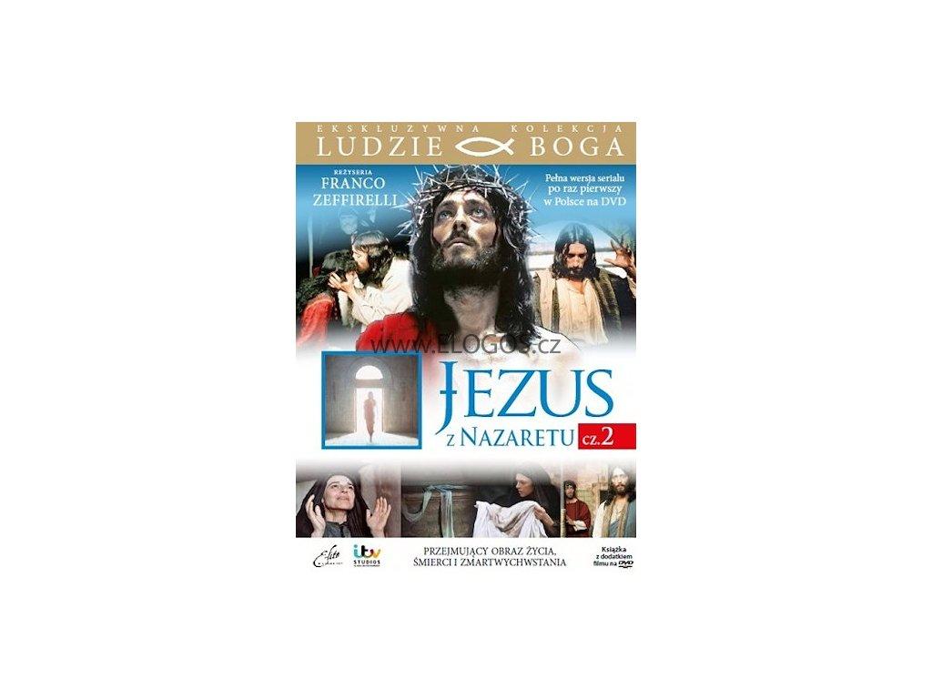 Ludzie Boga - Jezus z Nazaretu cz. 2 (DVD) - POLSKI LEKTOR !