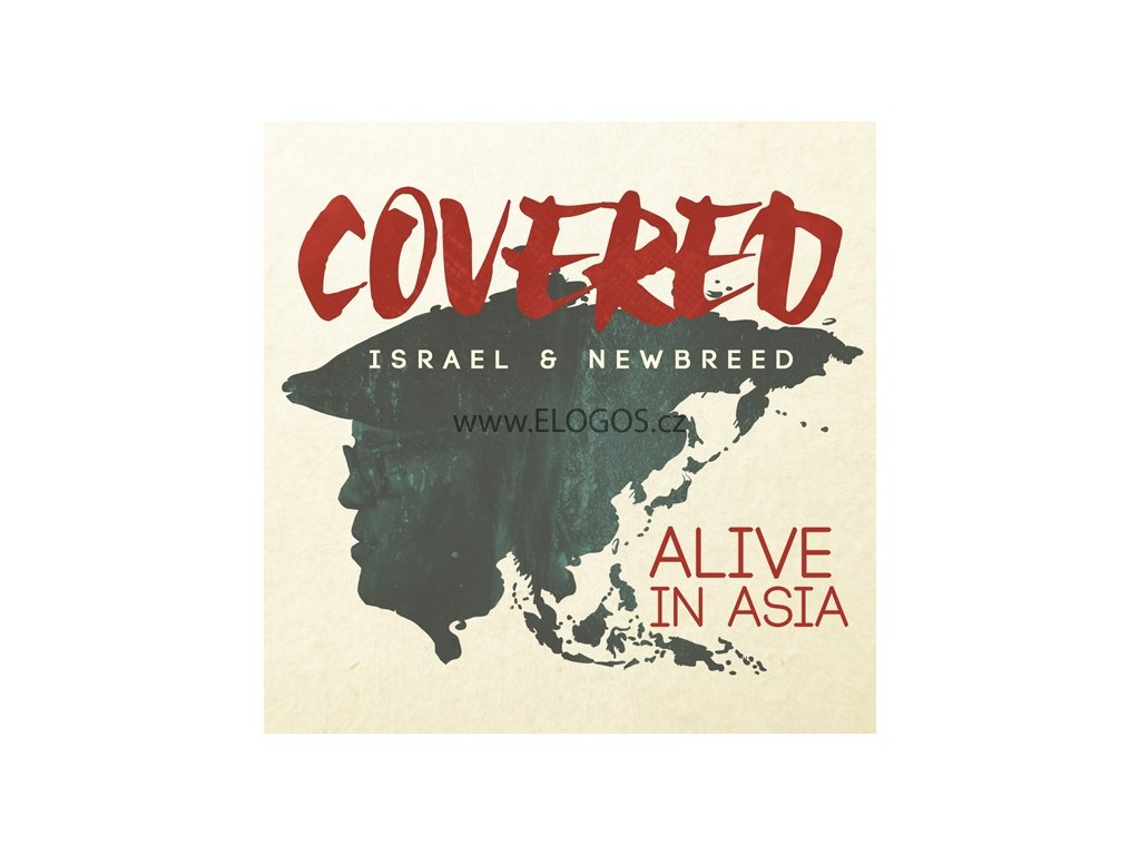 CD-Israel  a  Newbreed - Covered: Alive In Asia