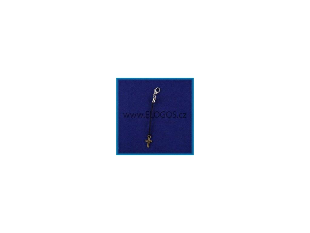 Přívěšek - Křížek klasický