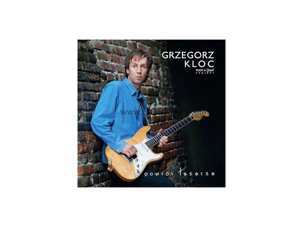 CD-Kloc, Grzegorz - Powrót £azarza