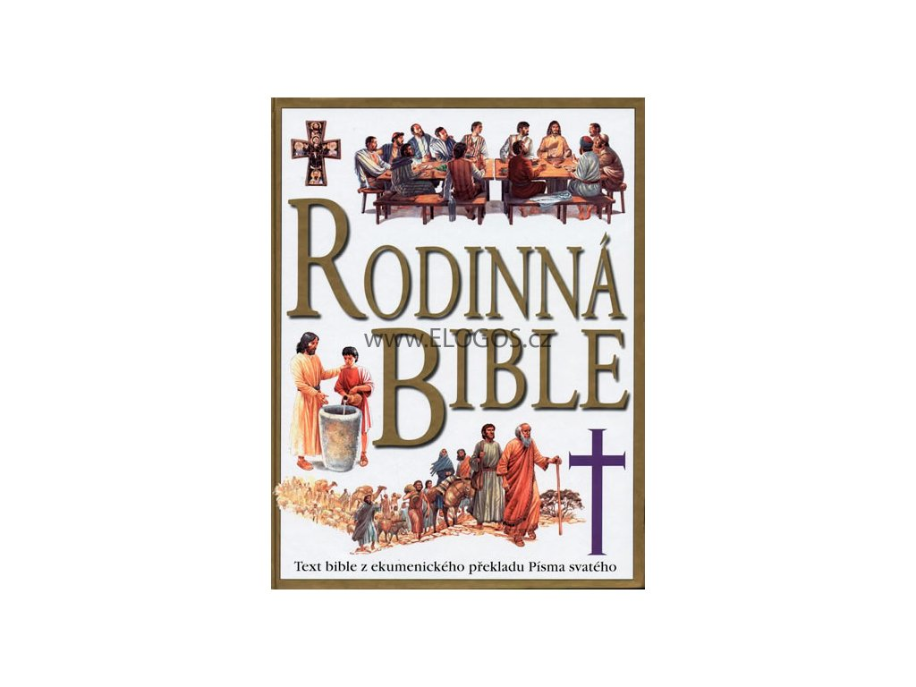 Claude-Bernard Costecalde -Rodinná Bible