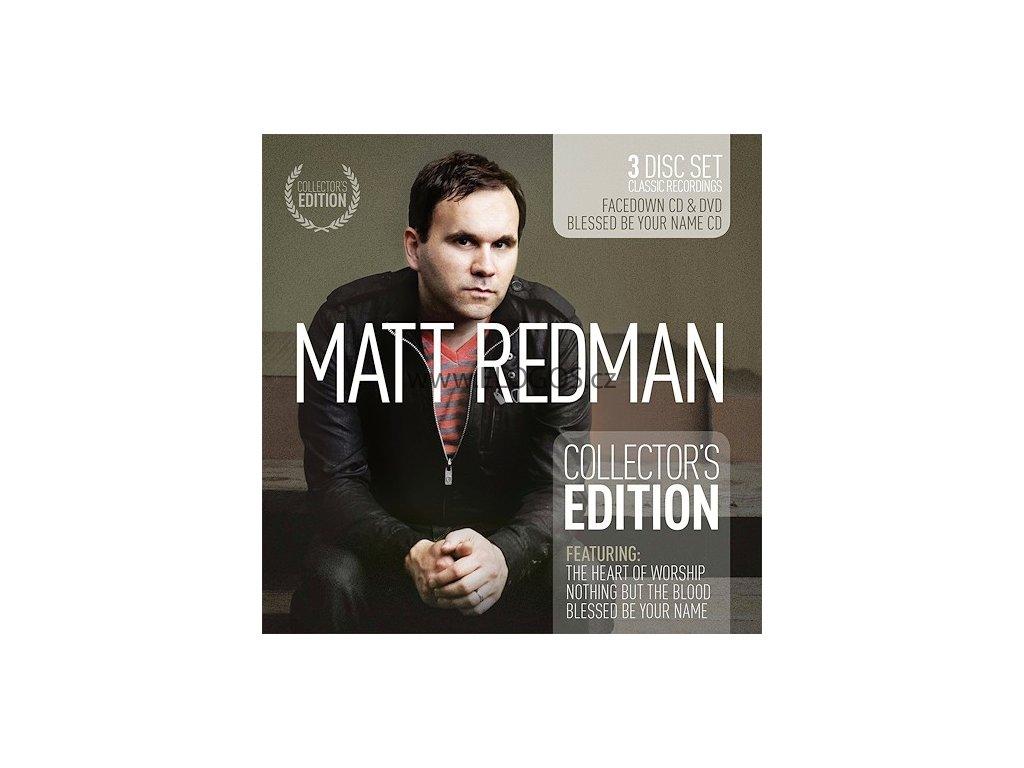 CD-Redman, Matt - Collector's Edition (2xCD plus DVD)