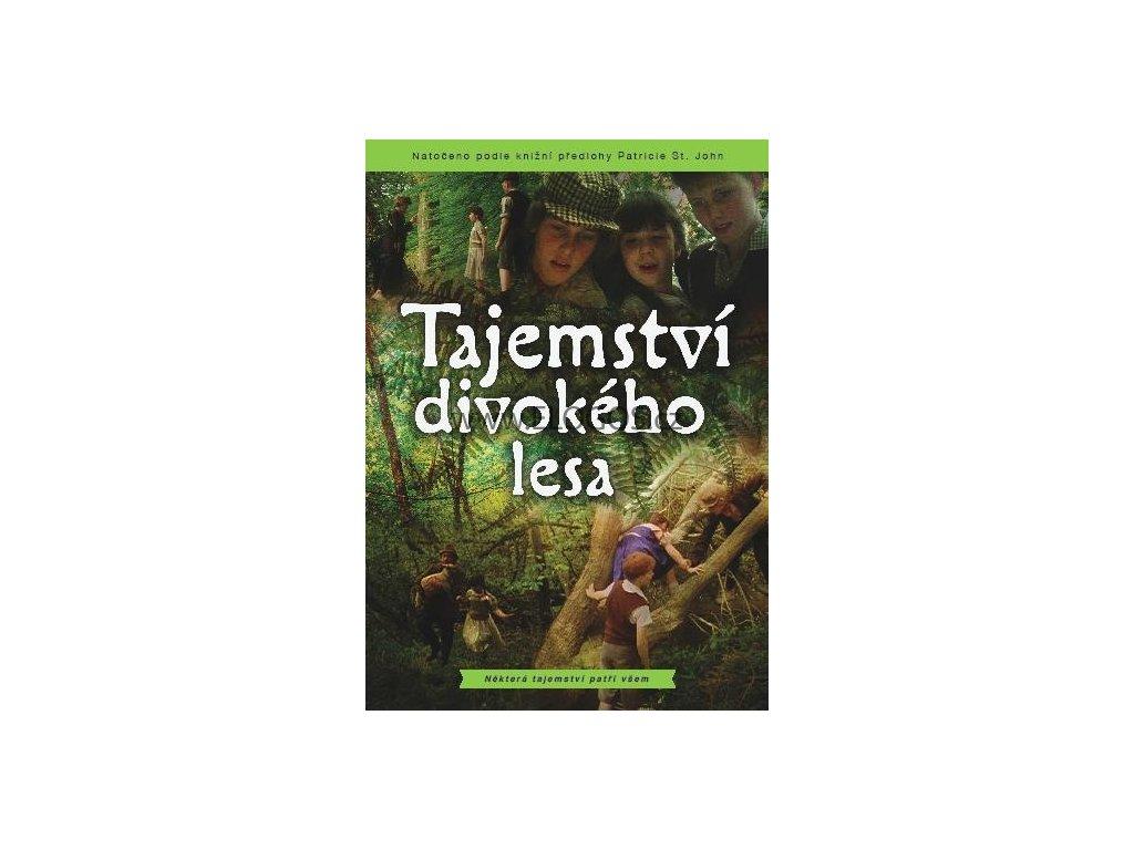 DVD-St. John Patricia - Tajemství divokého lesa