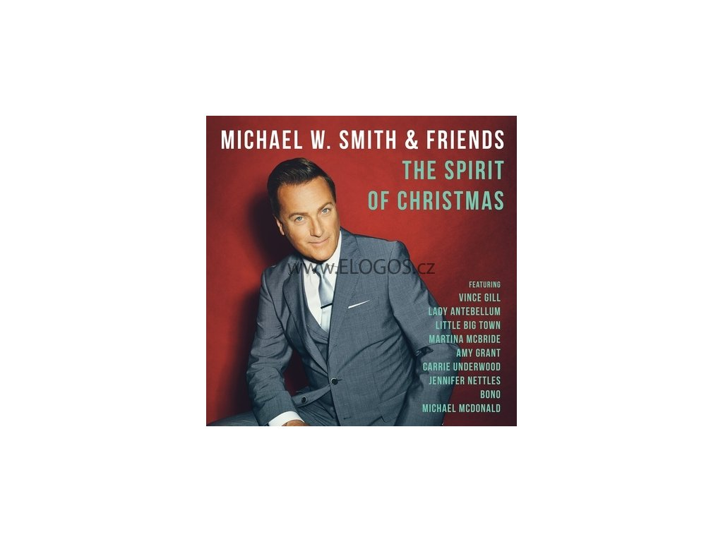 CD-Smith Michael W.  a  friends - The Spirit Of Christmas