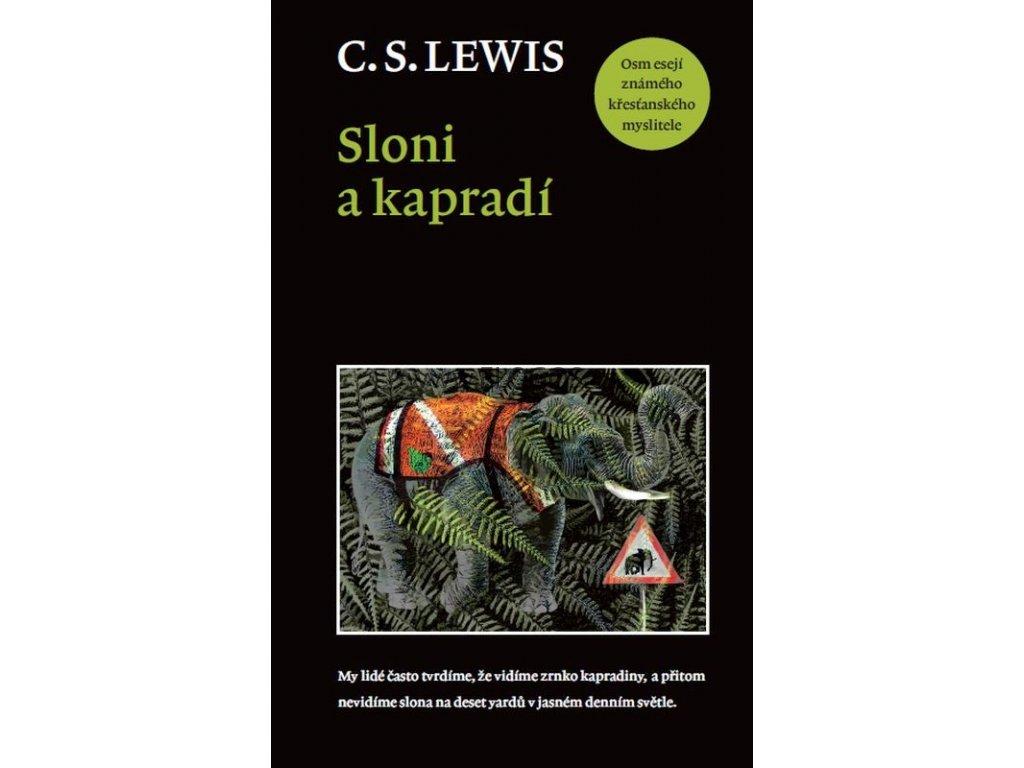 Sloni a kapradí: C. S. Lewis