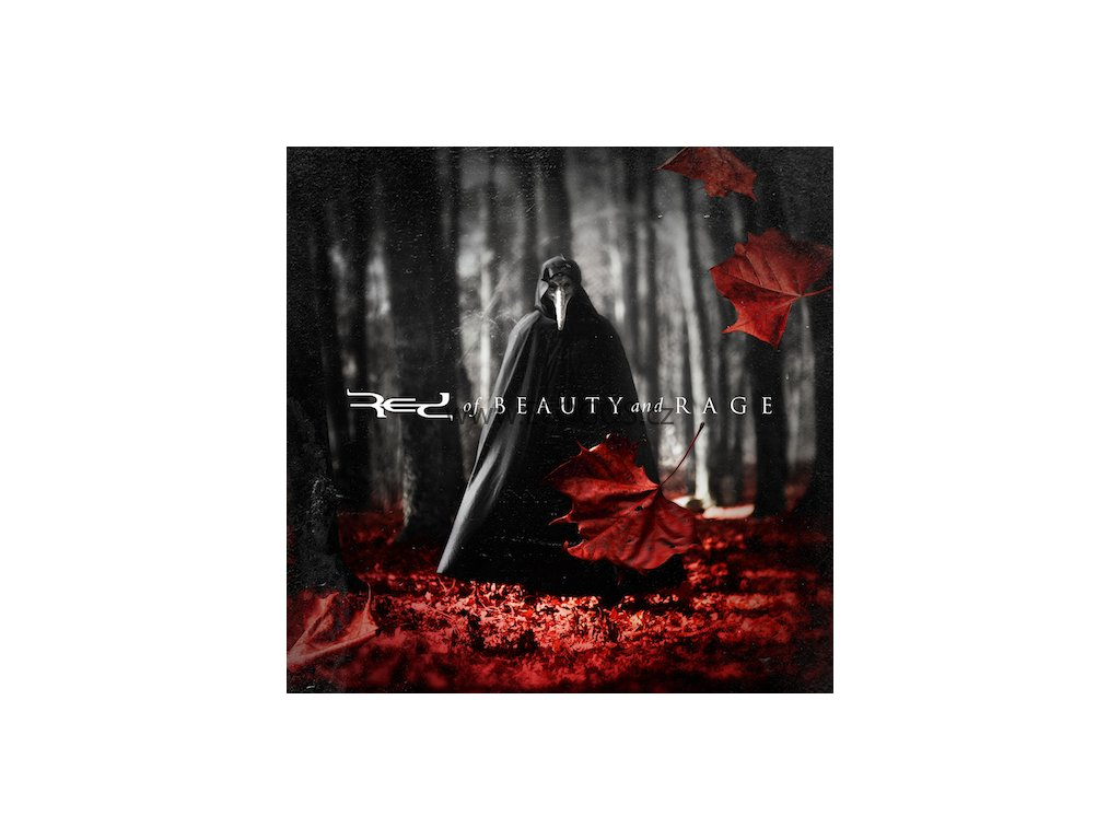 CD-Red - of Beauty And Rage