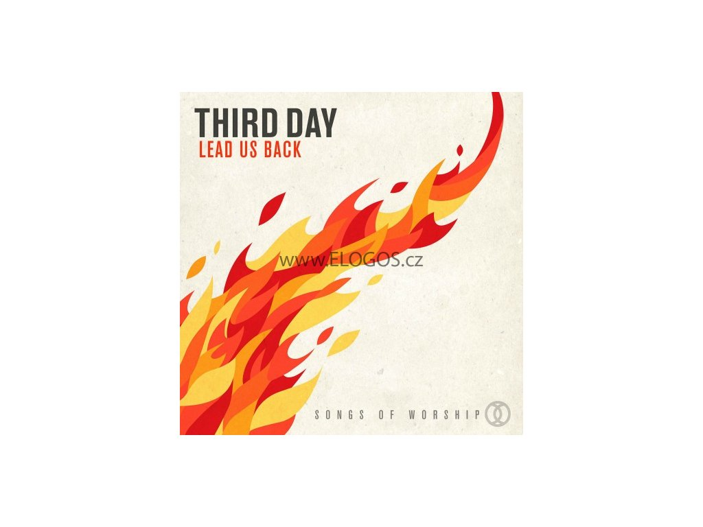CD- Third Day-Lead Us Back: Songs of Worship
