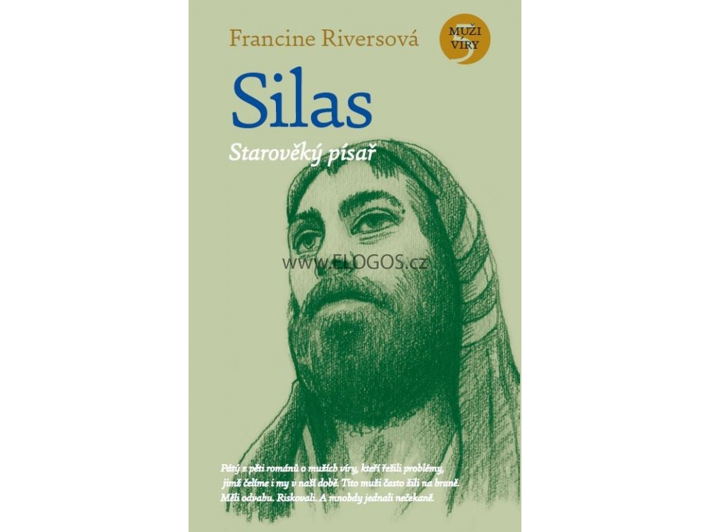 Silas – starověký písař: Francine Riversová